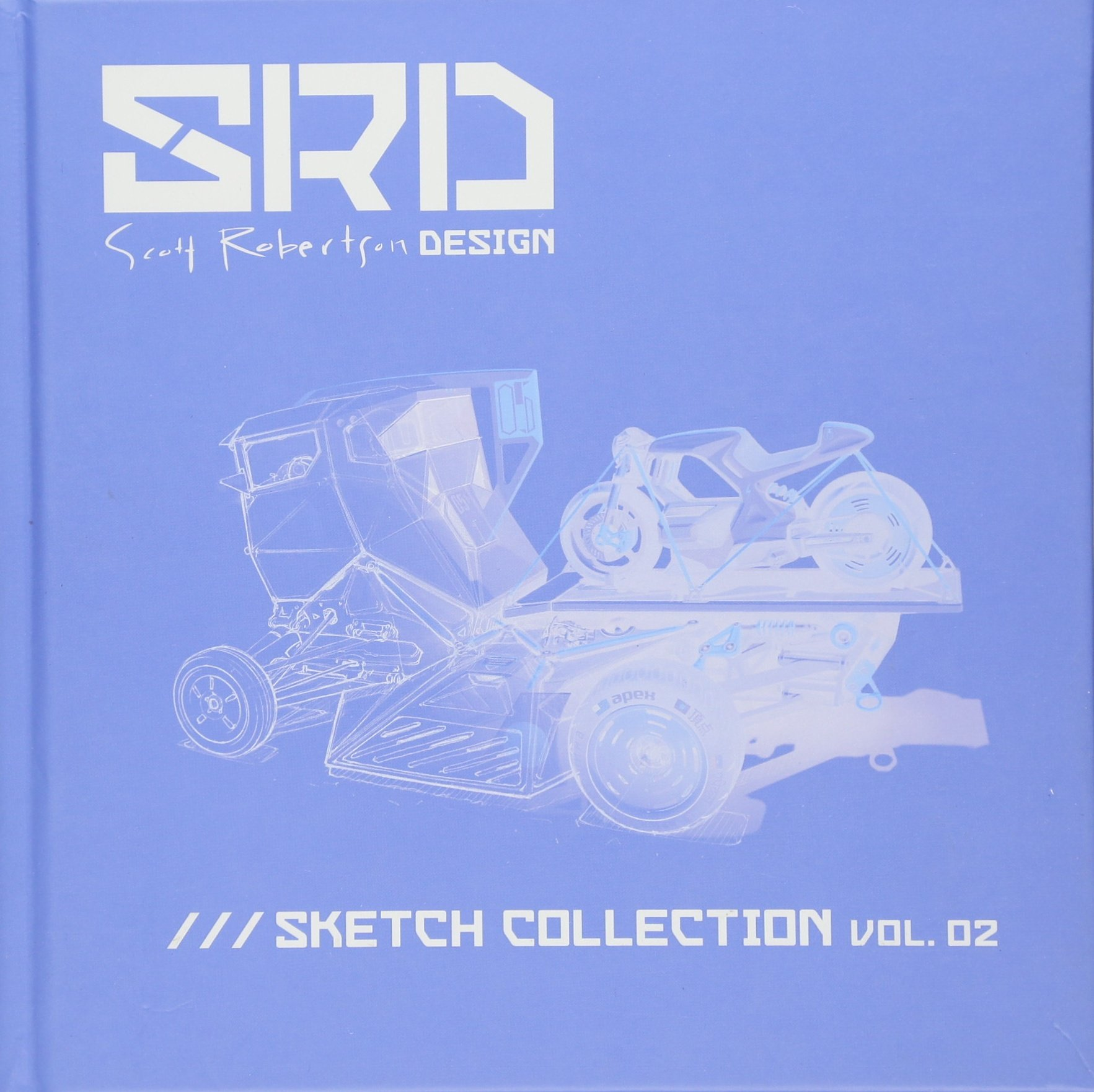 SRD Sketch Collection Vol. 02