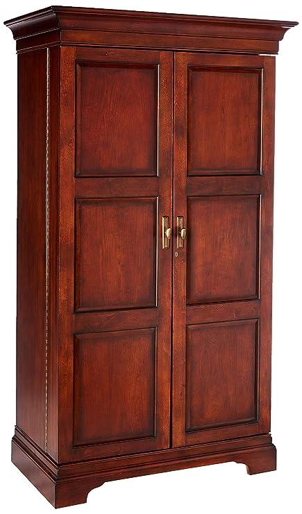 Bon Howard Miller 695 064 Sonoma Hide A Bar Wine Cabinet