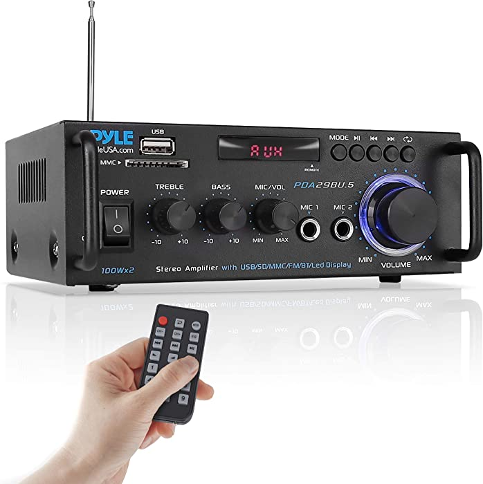 The Best Ilive Home Music System With Bluetooth