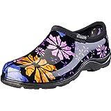 Sloggers 5116FP11 2016 Floral Collection Women's Rain & Garden Shoe, Size 11, Flower Power