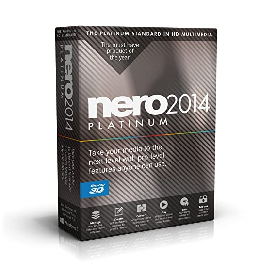 free download nero 2014 platinum full version