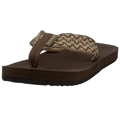 dfea37de3d73 Amazon.com  Reef Men s Contour Smoothy Sandal  Shoes