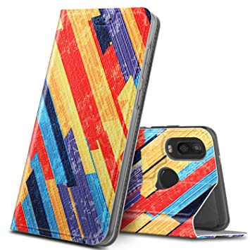Geemai BQ Aquaris X2 /BQ Aquaris X2 Pro Funda, Multi-ángulo Slim Protectora PU Funda para BQ Aquaris X2 /BQ Aquaris X2 Pro Smartphone.(CH28)
