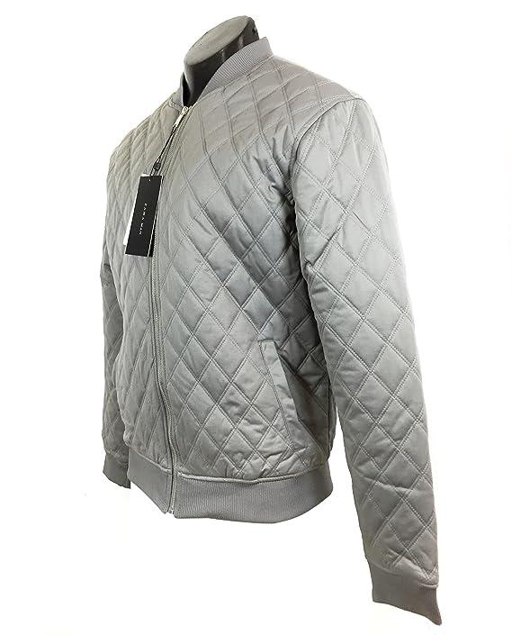 Zara - Chaqueta - para hombre gris gris X-Large: Amazon.es: Ropa y accesorios