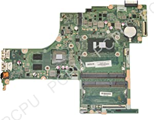 836093-601 HP 15-AN051DX Laptop Motherboard w/Intel i7-6500U 2.5Ghz CPU