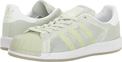 adidas Originals Men's Superstar Bounce Easy Mint S17/Easy Mint S17/Footwear White 12