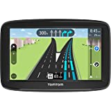 TomTom VIA 1525TM 5-Inch GPS Navigation Device with Free Lifetime Traffic & Maps of North America, Advanced Lane Guidance and Spoken Turn-By-Turn Directions