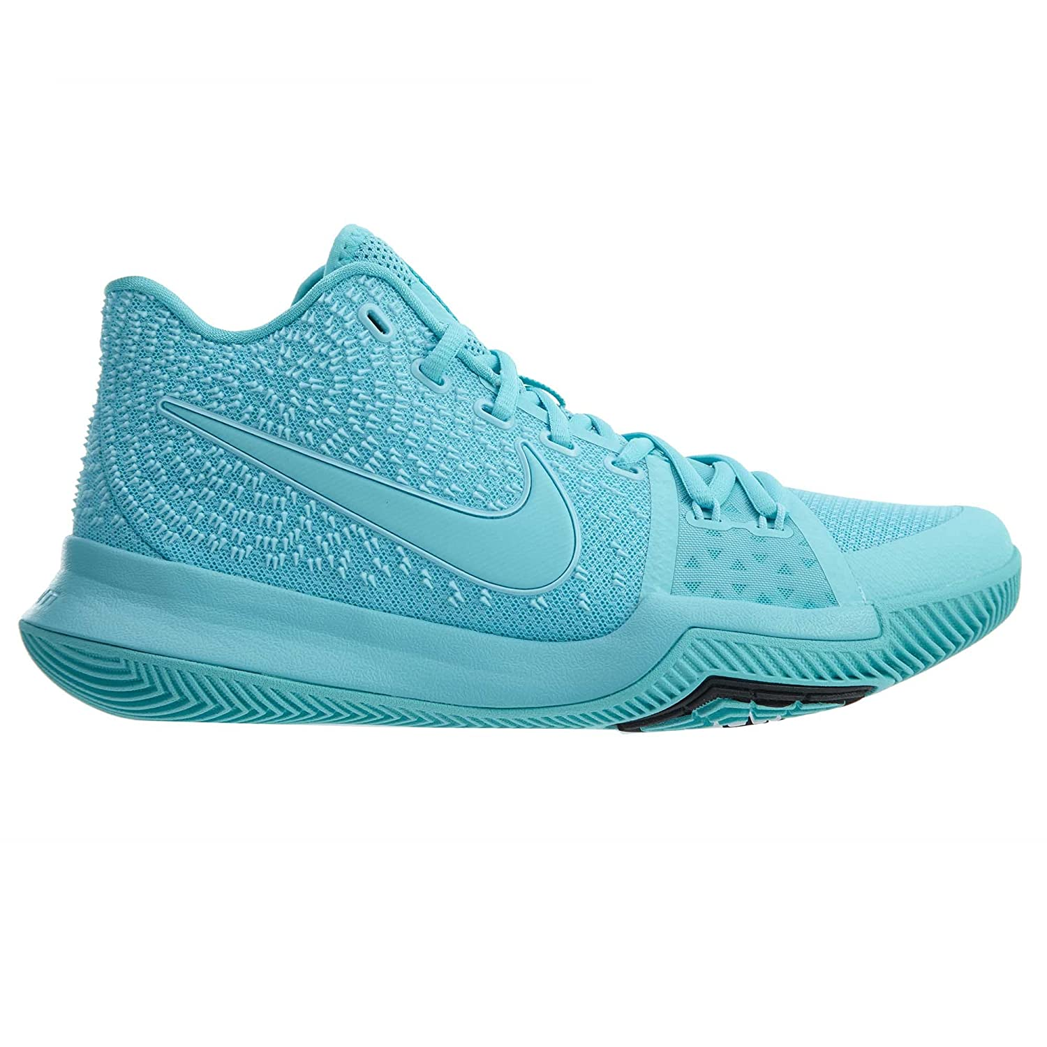 ... Basketball Shoes Black White Silt Red  cheap price 2b791 54a22  Amazon.com NIKE Kyrie 3 Mens Style 852395-401 Size ... 5466010e5