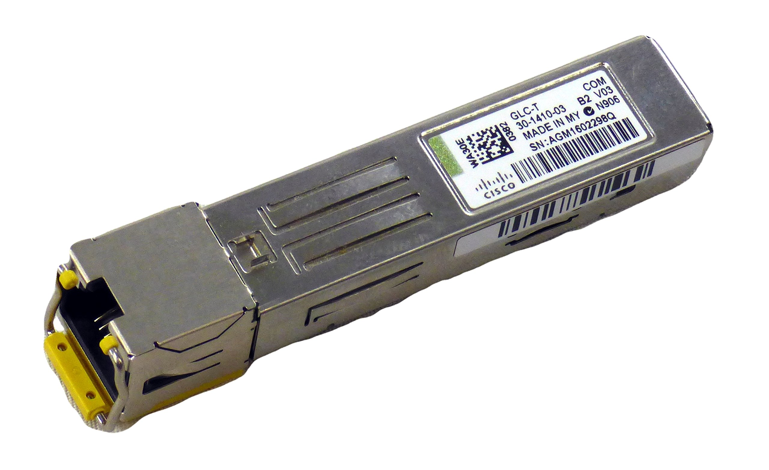 Cisco GLC-T= SFP 10 100 1000 Base T