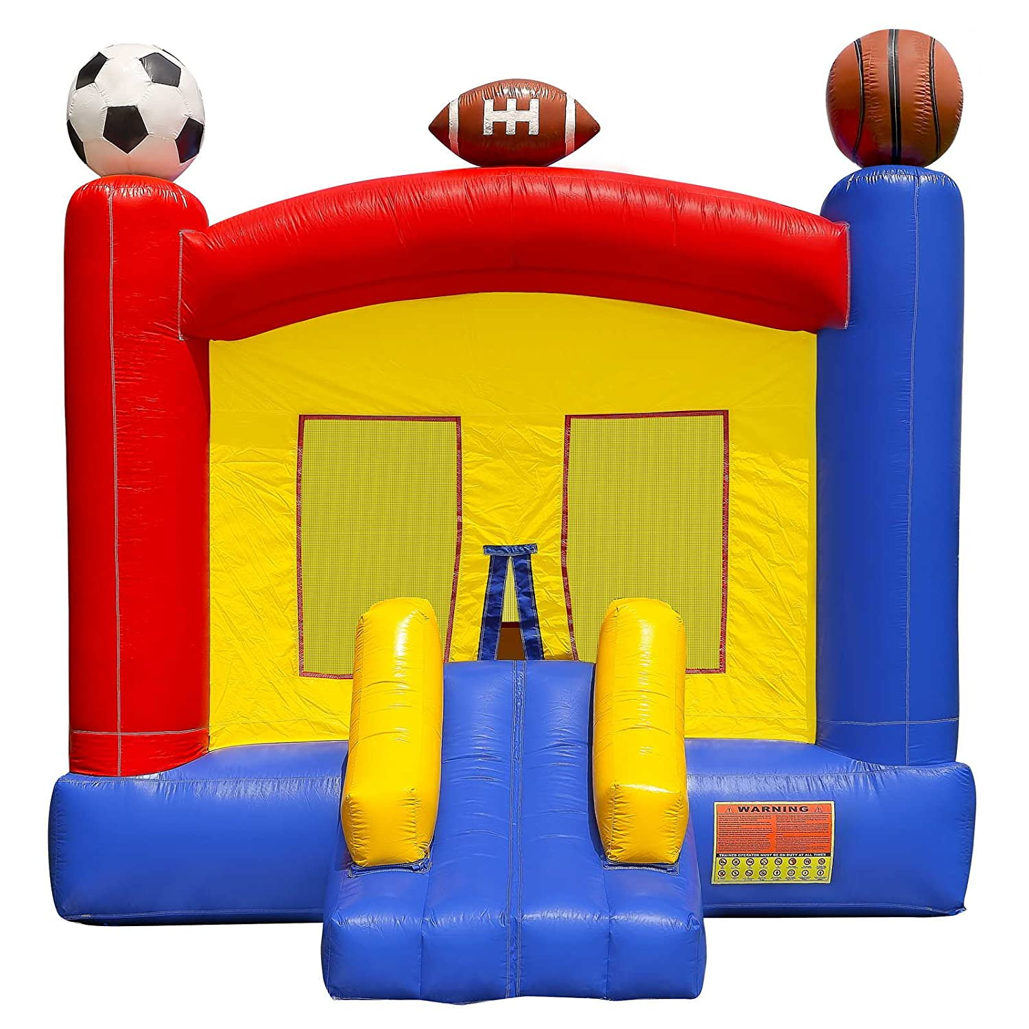 inflatable hq mercial grade sports bounce house