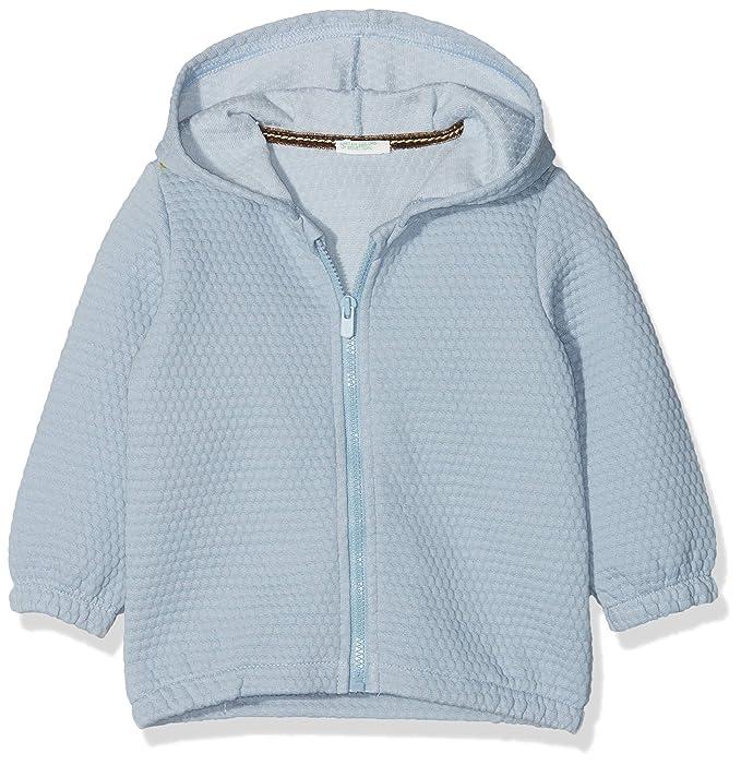 United Colors of Benetton Jacket W/Hood L/s Chaqueta, Azul ...