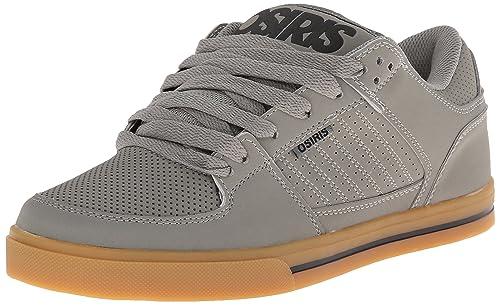Osiris Protocol - Zapatillas de Skateboarding para Hombre Blanco White/Black/Gum, Color