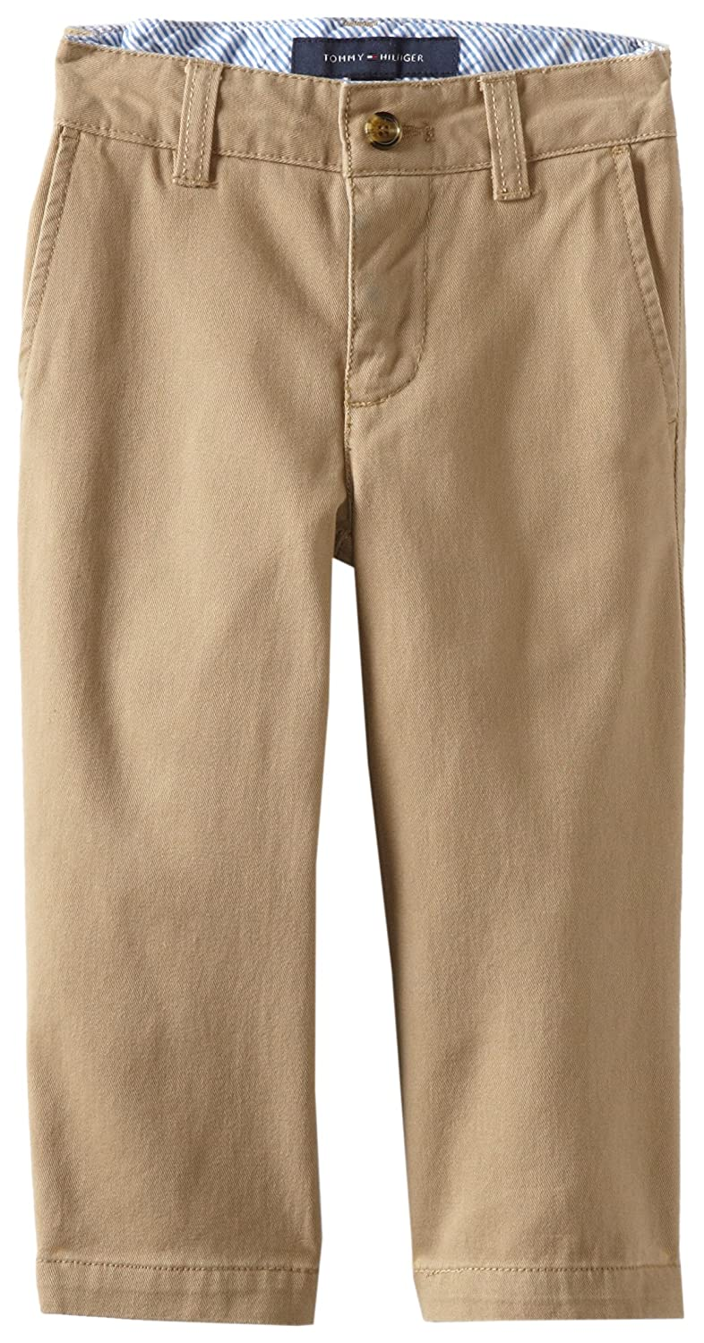 Youth Boy/'s Tommy Hilfiger Academy Chino Pants in Khaki