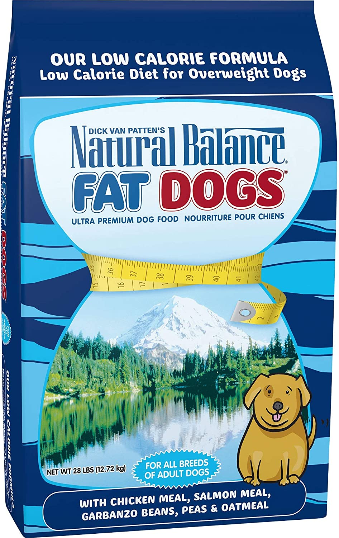 5. Natural Balance Fat Dogs
