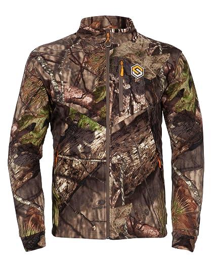 6287bacf79969 Amazon.com : ScentLok Windbrace Fleece Jacket : Sports & Outdoors