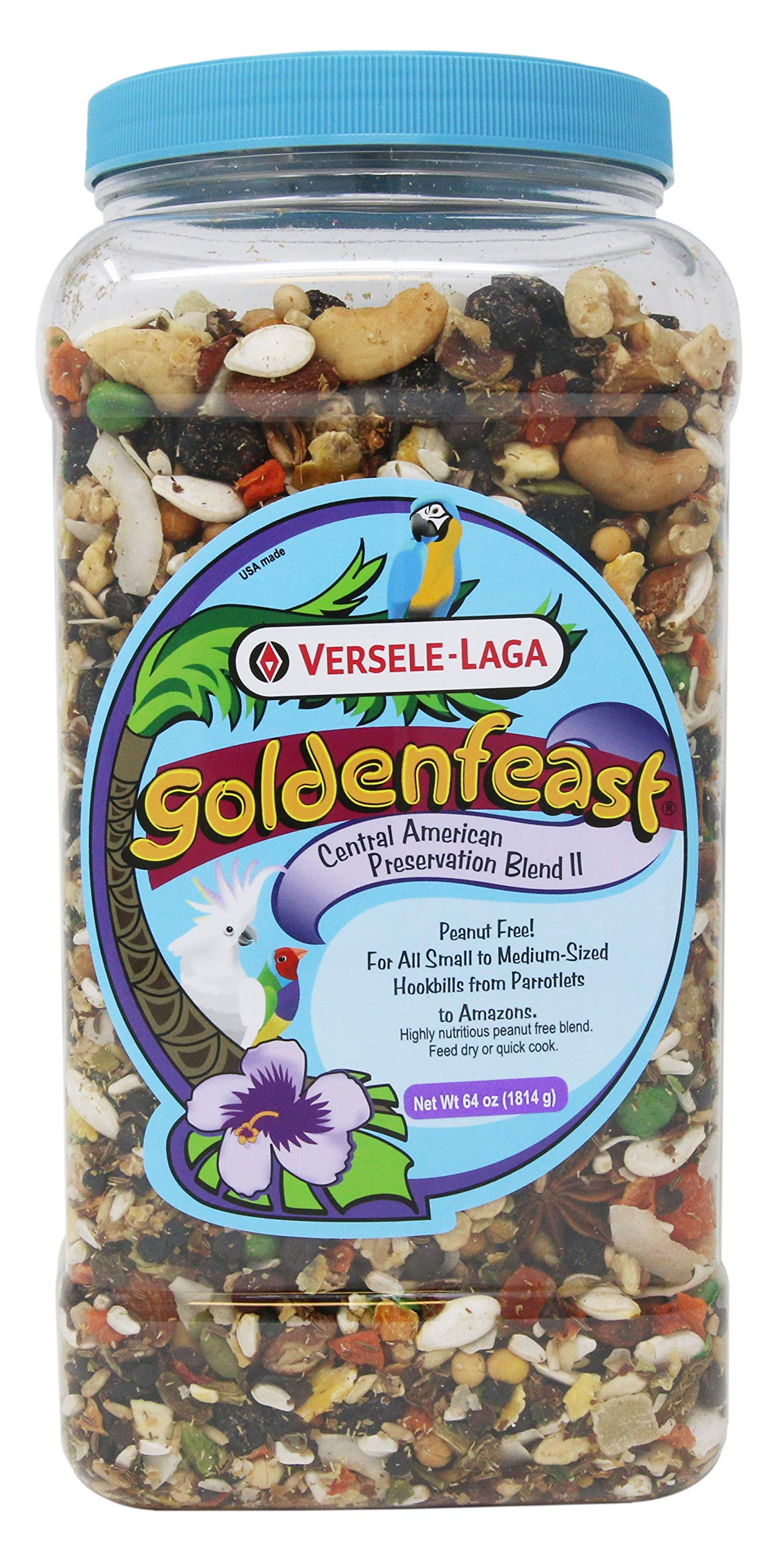 Goldenfeast Central American Preservation Blend II 64 Oz by Goldenfeast
