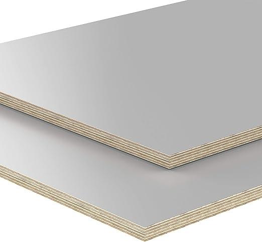 18mm Multiplex Zuschnitt L/änge bis 200cm Multiplexplatten Zuschnitte Auswahl 100x40 cm