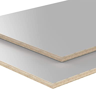 150x50 cm 18mm Multiplex Zuschnitt wei/ß melaminbeschichtet L/änge bis 200cm Multiplexplatten Zuschnitte Auswahl