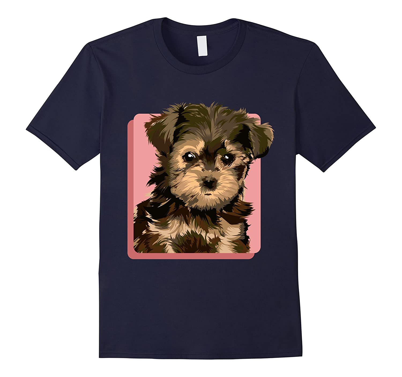 Yorkipoo T Shirt - Designer Dog Tee-TH