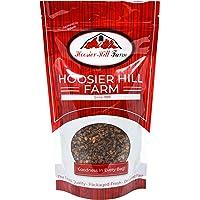 Hoosier Hill Farm Textured Soy Protein Seasoned Ground Beef 2lb Bag