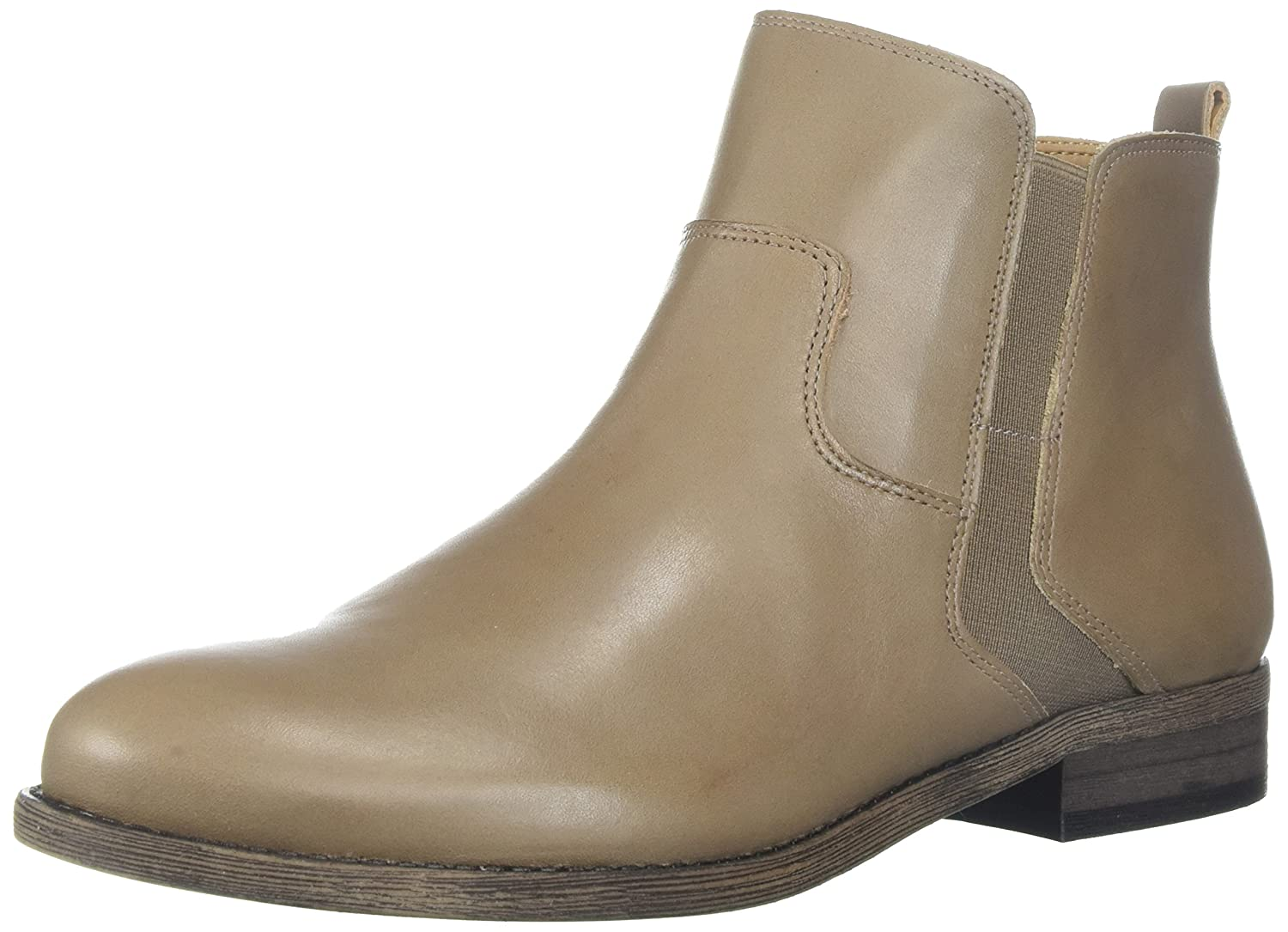 Franco Sarto Women's Hampton Ankle Boot B073H6CNBS 6.5 W US|Dover Taupe