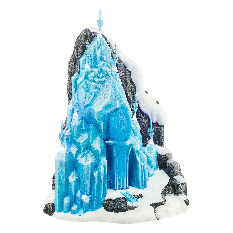 Department 56 Disney Village Frozen Elsa's Ice Palace Lit House (4048962)