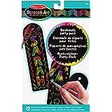 Melissa & Doug - 15906 - Bookmark Scratch Art Party Pack