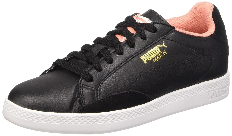 PUMA Sneaker Donna match lo Basic Sports women pelle 357543 16 Nero