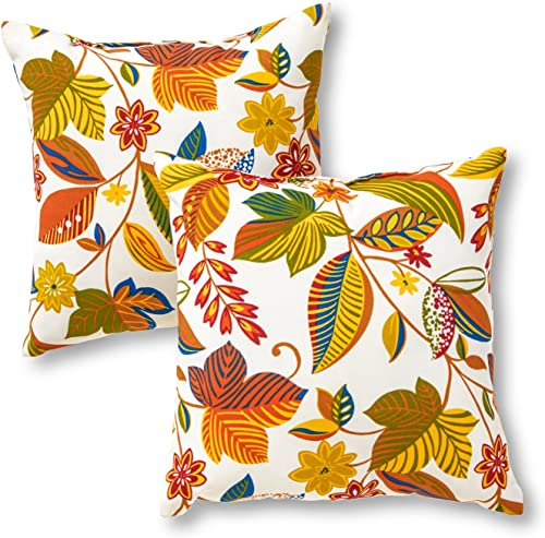 Greendale Home Fashions Outdoor Accent Pillows, Esprit, Set of 2