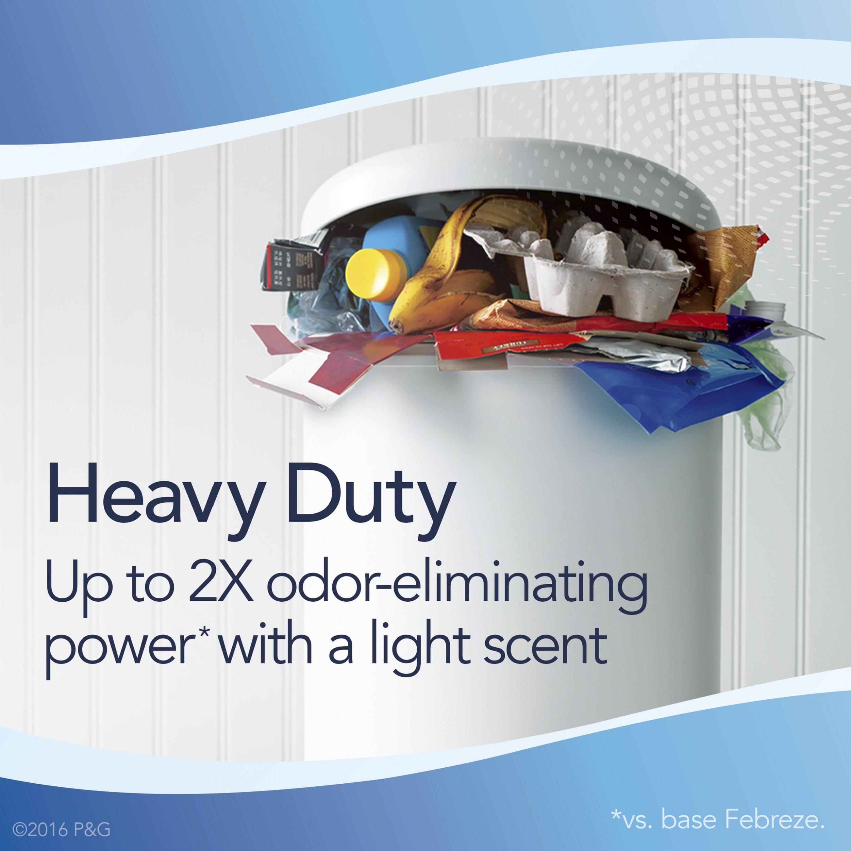 Febreze AIR Freshener Heavy Duty Crisp Clean (3 Count, 8.8 oz) by Febreze (Image #3)