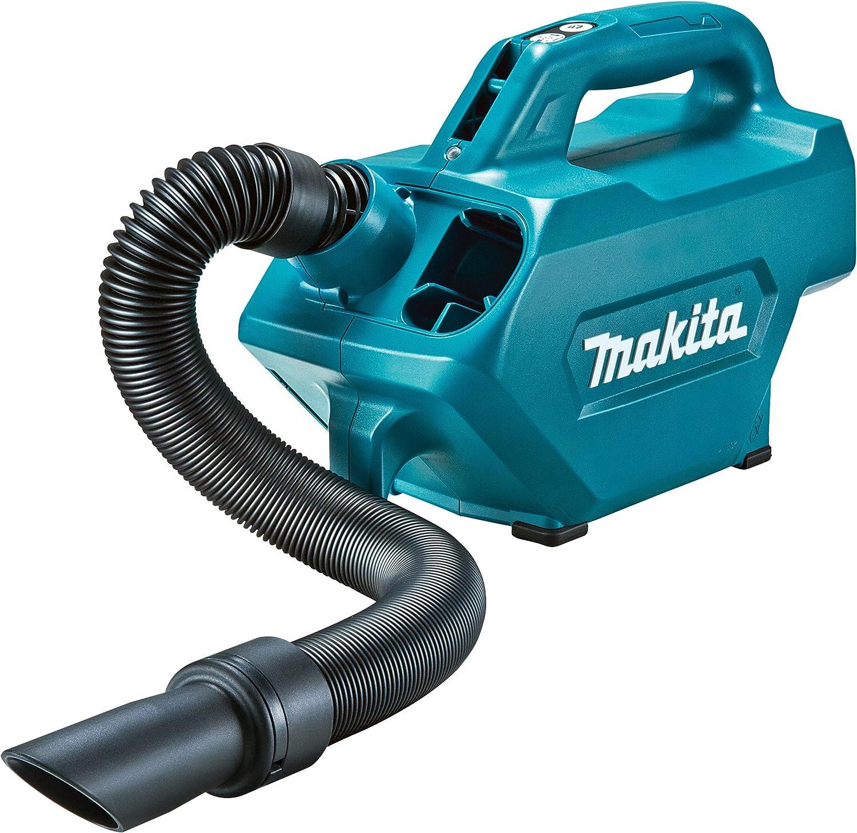 Makita CL121DZ Aspirador 12V Max Cxt Especial Para Coche, Multicolor: Amazon.es: Bricolaje y herramientas