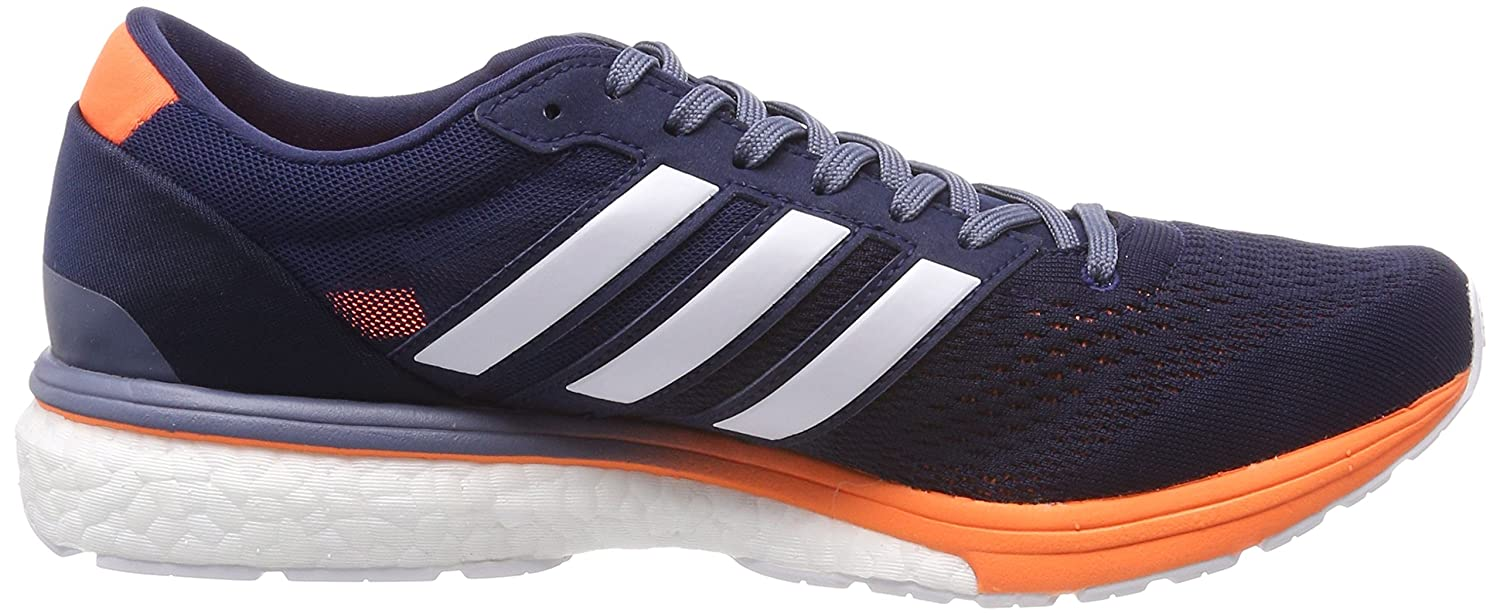 sports shoes 73801 593f7 adidas Adizero Boston 6 M, Scarpe da Trail Running Uomo, Blu (MaruniFtwblaNaalre  000), 47 13 EU Amazon.it Scarpe e borse
