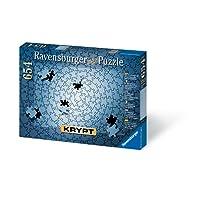 Ravensburger KRYPT Silver Spiral 654 pc,Adult Puzzles