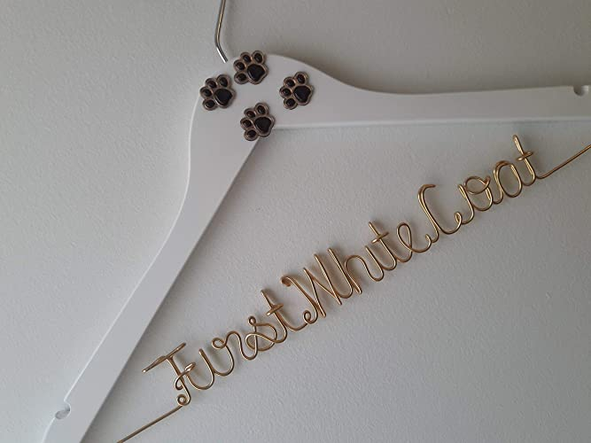 Amazoncom Personalized Doctor Hanger Personalized Veterinarian