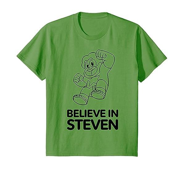 Cn Steven Universe Believe In Steven Graphic T-shirt