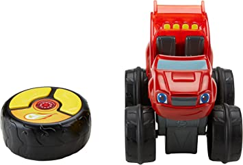 Blaze e le mega macchine giocattoli - R/C Racing Blaze: Amazon.it