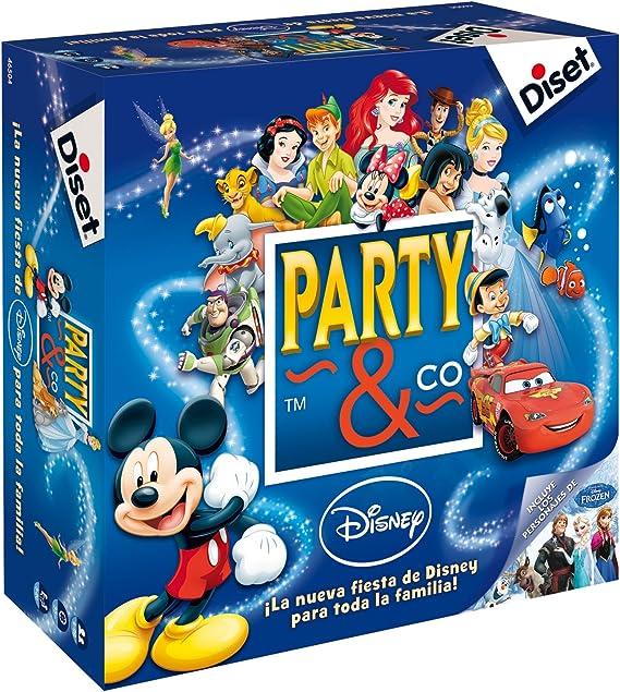 Diset- Party & Co Disney (46504): Amazon.es: Juguetes y juegos