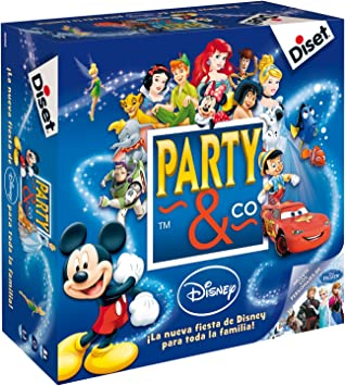Diset- Party & Co Disney (46504): Amazon.es: Juguetes y juegos