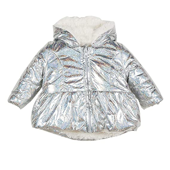 Catimini Girls Parka Longue Coat