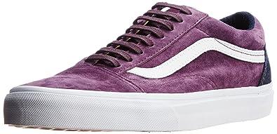 Image Unavailable. Image not available for. Colour  Vans Men s Old Skool  Reissue Ca Potent Purple ... d2c5b3489