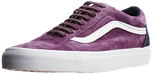 Vans Men's Old Skool Reissue Ca Canvas Sneakers
