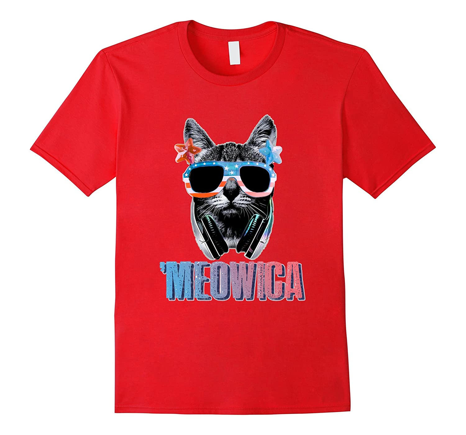 'MEOWICA Veteran's Day T-Shirt-Art
