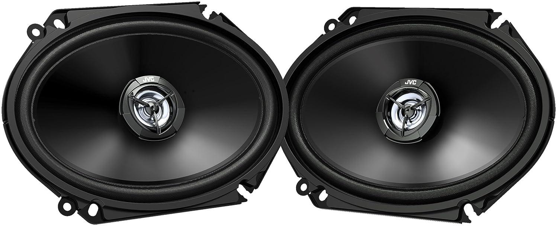 Koaxialer Auto-Lautsprecher JBL Stage 8602 6x8//5x7 - Schwarz 1 Paar 152mm x 203mm