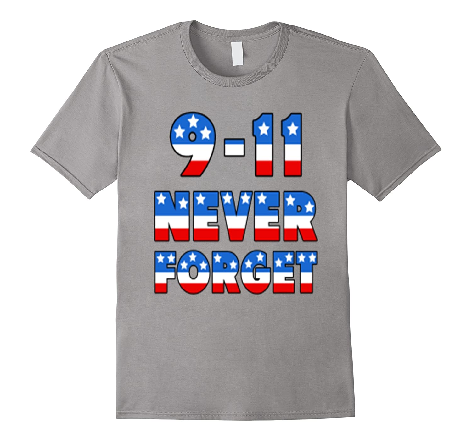 9-11 never forget tshirt-Art