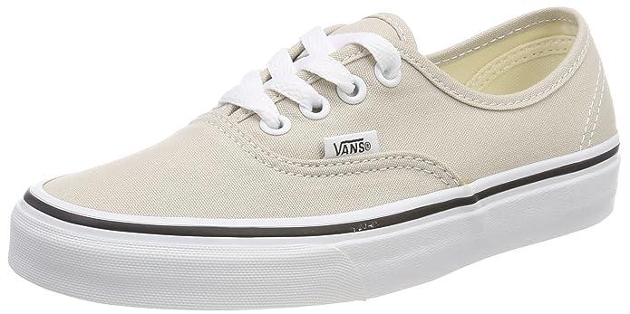Vans Authentic Sneaker Erwachsene Unisex Beige