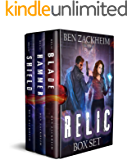 The Relic Box Set (Books 1-3): A Kane Arkwright Supernatural Thriller