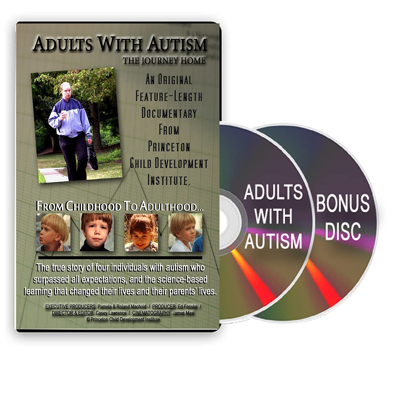 Amazon com: Adults with Autism - The Journey Home - DVD