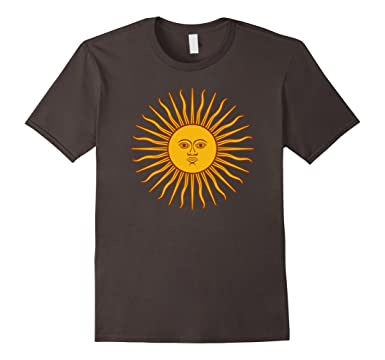 Amazon Helios Sun Symbol Greek Myth T Shirt Clothing