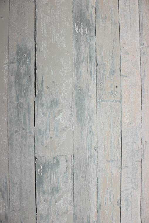 Tapete Rustikal vlies tapete antik holz rustikal toop grau verwittert amazon de
