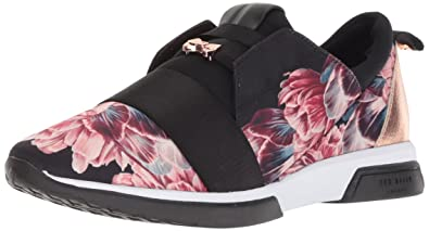 840817f20752 Ted Baker Women s Cepap 2 Sneaker  Amazon.co.uk  Shoes   Bags
